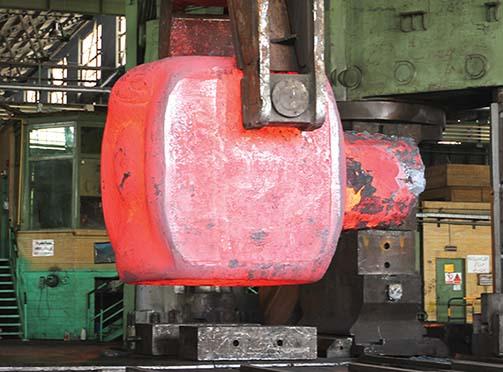 آهنگری و پرس فولاد اسفراین